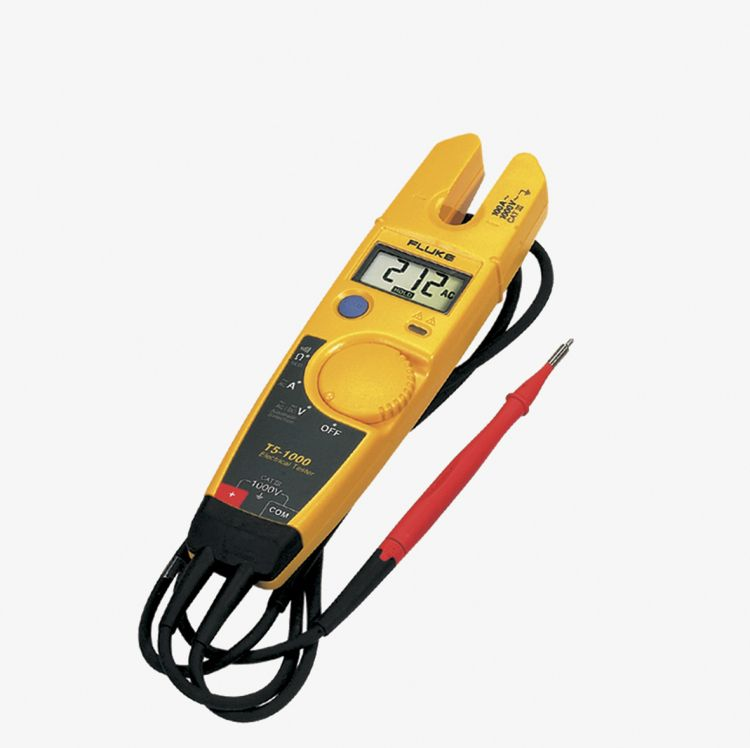 FLUKE T5-1000 Electrical Tester Digital multimeter for Voltage, Continuity and Current тестер fluke t5 1000