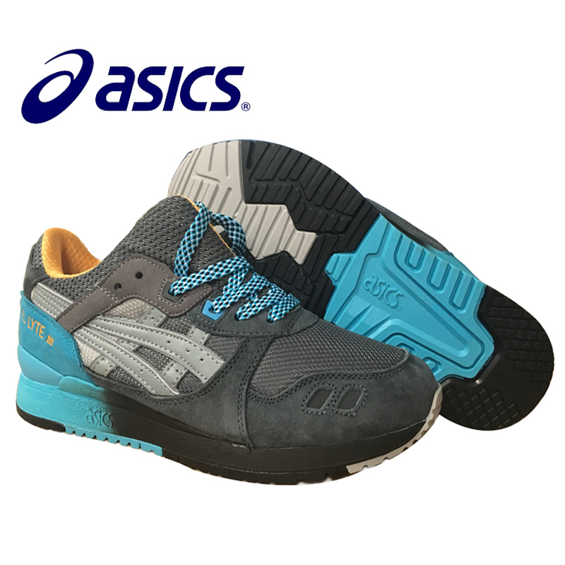 ASICS Gel-Lyte III 4 colors New Hot Sale Sneakers Asics Men's shoes Stability Running Shoes 2018 spring new Non-slip shoes asics кроссовки gel lyte 10 4646 ss18
