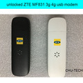 unlocked ZTE MF831 3g 4g usb modem 4g 3g usb stick LTE USB STICK 4G 3G Dongle