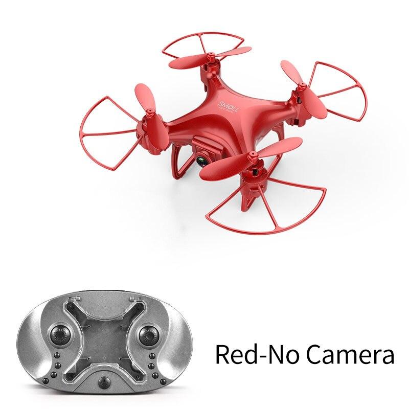 Red no camera