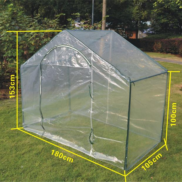 Balcony Small Greenhouse In Agricultural Greenhouses From