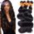 6A Brasileño de la Virgen Del Pelo Onda Del Cuerpo de la Armadura Del Pelo Bundles 4 Unids Cheveux Bresilien Pelo Extensión 60 Cm Westkiss Alibaba Al Por Mayor