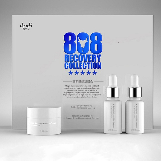 Professional 808 CLANDO Refreshing Recovery Essence Surgical Scars Stretch Marks Burn Scar Removal Cream Pigmentation Corrector