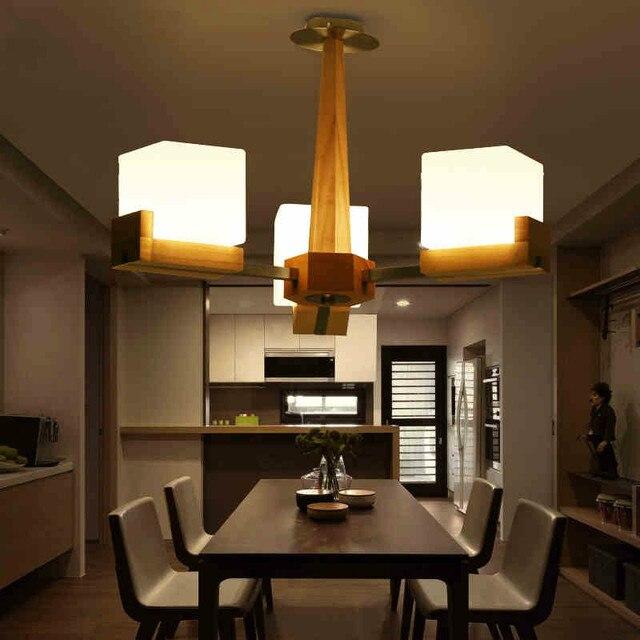 Kreisformige Decke Holz Beleuchtung Lampen 5730 Chip Wohnzimmer