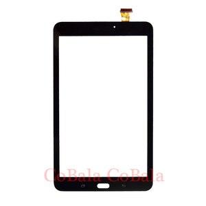 1 шт. для Samsung Galaxy Tab E 9. 0 T375 T377 T378 T377P ЖК Внешний сенсорный экран дигитайзер Переднее стекло сенсор + клей