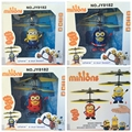 Пульт дистанционного Управления RC Вертолет Миньон/Капитан Америка/Человек-Паук Quadcopter Drone Ar. drone Детские Игрушки Фея Мстители кукла