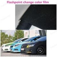 152*20cm Carbon Fiber Carbon Fiber Vinyl Film Auto Wrapping Vinyl Wrap Foil Car bodu flashpoint film Color Change