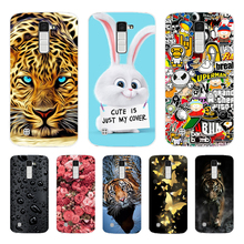цена на For LG K10 Case Soft TPU Phone Case For LG K10 K 10 LTE K420N K430 K430ds Cases Silicone Back Cover For LG K10 2016 Capas Fundas