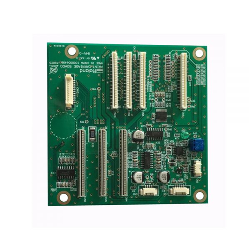 OEM Carriage Board W701987010 For Roland RE-640 / RA-640 Printer generic print carriage board for roland rs 640 printer parts
