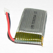 3.7V/1S 600mAh 20C LiPo battery For Walkera RC helicopter toy parts wholesale dr