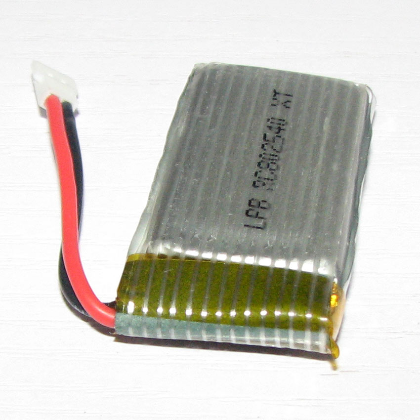 3.7V/1S 600mAh 20C LiPo battery For Walkera RC helicopter toy parts wholesale dropship image