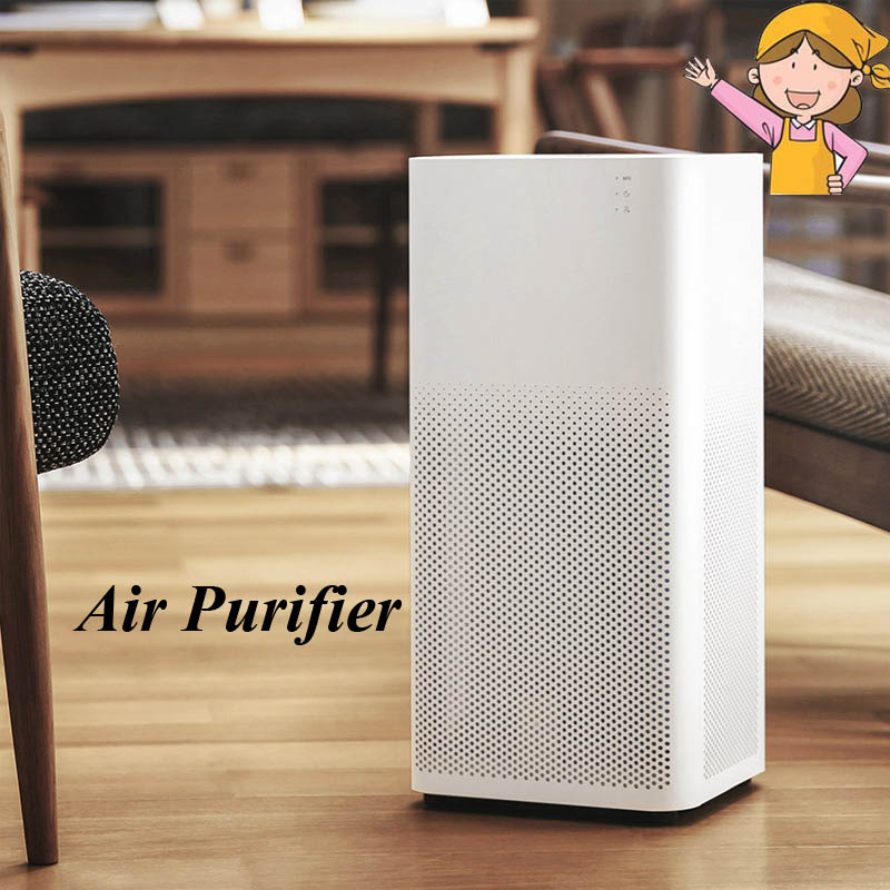 1pc 2016 New Original Air Purifier 2 In Addition To Formaldehyde Haze Purifiers Intelligent Household Appliances free shipping air purifier for household formaldehyde haze intellisense aseptic air purifiers