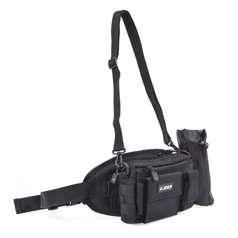 New Fishing Bag 35x7.5x19cm Multifunctional Outdoor Fishing Tackle Bagpack fishing Lure Reel Bags Bait Box Fishing Tackle Bag