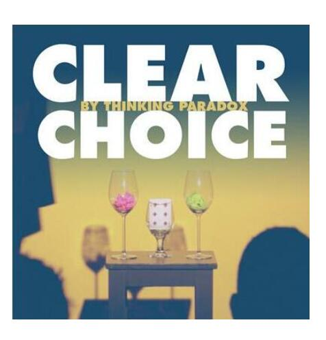 2016 Clear Choice By Thinking Paradox-magic