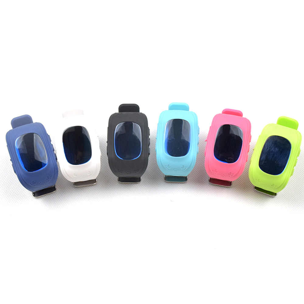 Q50 GPS Kids Safe Smart Watch SOS Call Location Finder Locator Tracker Watches for Child Anti Lost Monitor Baby Son Wristwatch