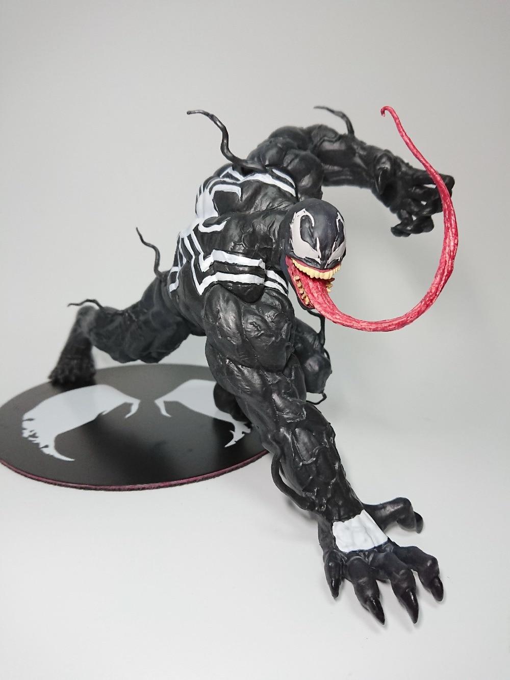Spider Man Venom Figure ARTFX+ X MEN X-MEN Edward Brock Iron Man Wolverine PVC Action Figure Model Collection Toy Gift neca marvel legends venom pvc action figure collectible model toy 7 18cm kt3137