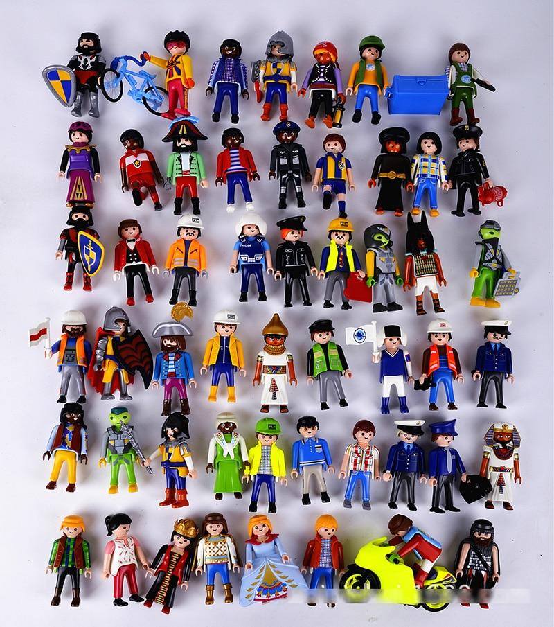 7.5cm Original Genuine Germany Playmobil Toy action figure