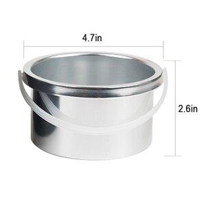 Image 5 - Chauffe cire professionnel, Mini épilateur à main en SPA pour les pieds, cire de paraffine, Rechargeable, outil dépilation du corps