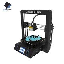 Anycubic новый дизайн рабочего стола большой 3d-принтер горячее надувательство, психического рамки, affordble 3d-принтер