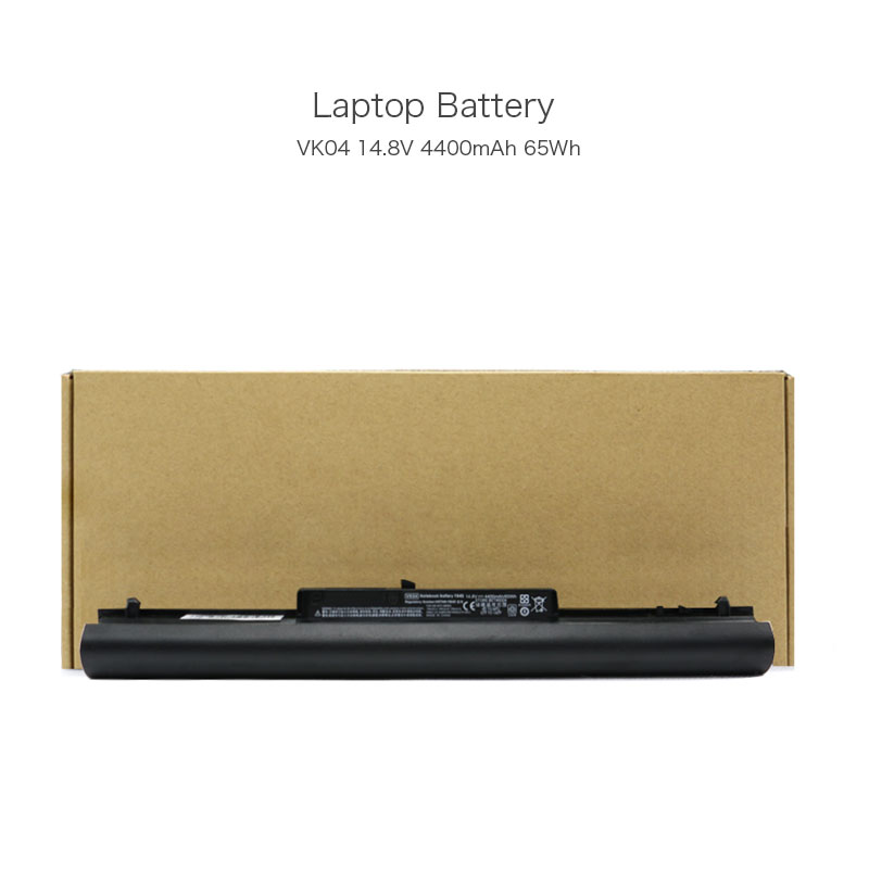 14.8V 4400mAh 65Wh VK04 Best Laptop Battery for HP ZBook 17 Mobile Workstation Series HP ZBook 17 Series, Part NO. HSTNN-IB4H HS