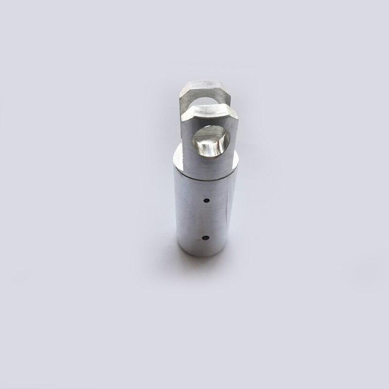 Free Shipping! Silver Tone Aluminum Electric Hammer Drill Piston Pneumatic piston for HILTI TE2 TE-2 1 piece free shipping silver aluminum