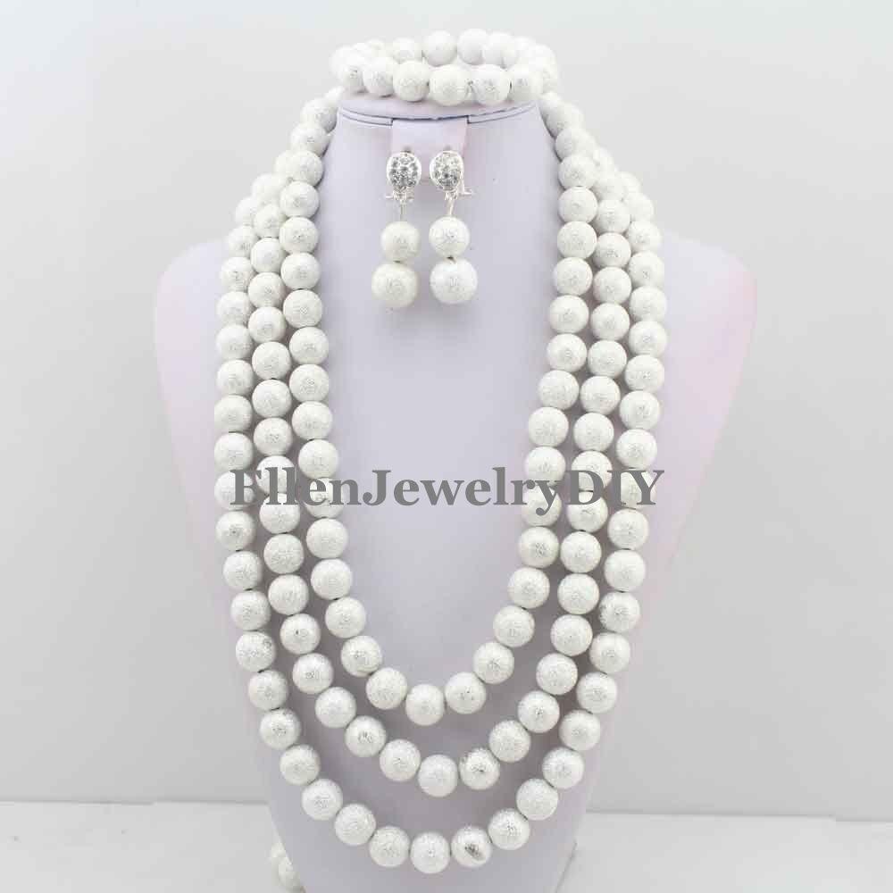 Big Discount #2487 Nigerian Wedding African Beads Rushed