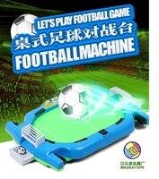 Новый мини 2 игроков Футбол детские игры на свежем воздухе Desktop Футбол стрелять игры Игрушечные лошадки дети играют в таблице Футбол игра-го...
