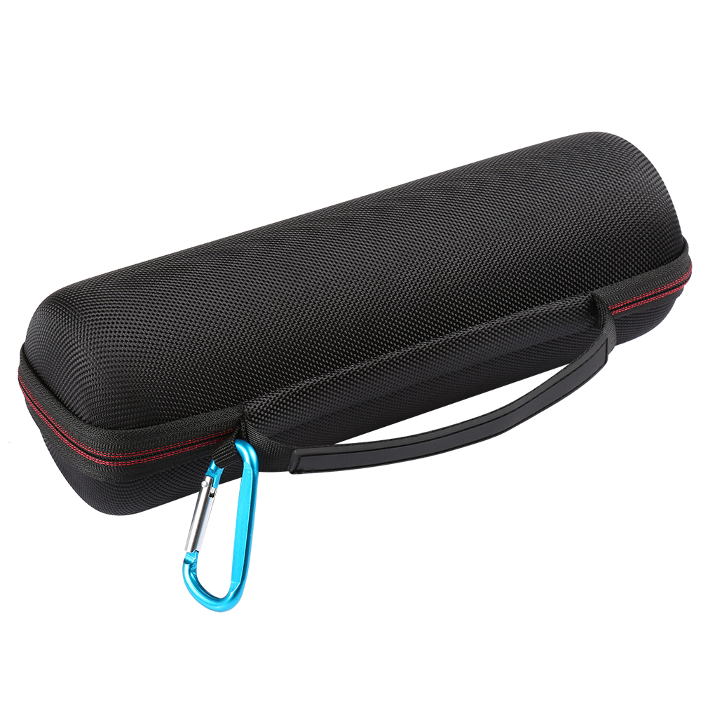 Image 5 - Hrad EVA Luidspreker Case for JBL Flip 4 Draadloze Bluetooth Speakers for JBL Flip4 Soundbox Opslag Draagtas Pouch Wave point-in Speaker Accessories from Consumer Electronics
