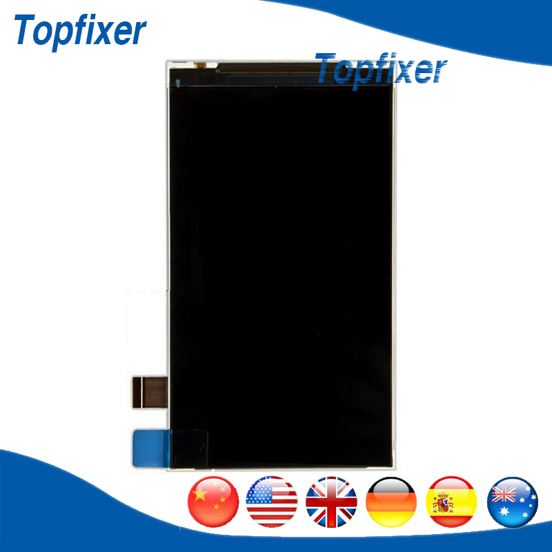 High Quality For Explay Fresh LCD Screen Display Replacement 1PC/Lot explay для смартфона explay craft