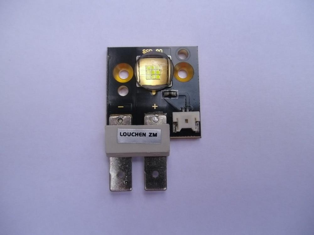 CST90 SSD90 60w led tête mobile source de lumière 6500k 3000 lumen - Éclairage commercial - Photo 3
