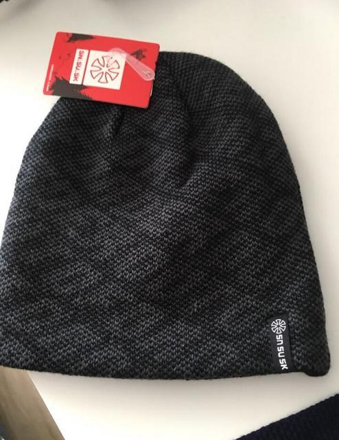 d110ddc99 2018 Winter Hats Men Wire Wap Skiing hat Warm Winter Knitted Beanie ...