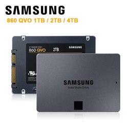 Samsung Originale 1TB 2TB 4TB SSD 860 QVO SATA3 6 GB/s da 2.5 pollici Solid State Drive Hard disco Del Computer Portatile Desktop Disco Duro 1T 2T 4T