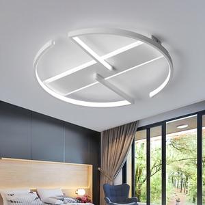 Image 4 - Plafonnier au design moderne, luminaire de plafond, idéal pour un salon, idéal pour une chambre à coucher ou une étude, LED, LED