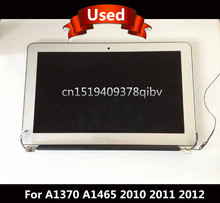 Tested Laptop Screen For Macbook Air 11″ A1370 A1465 LCD LED Screen Assembly 2010 2011 2012 100% Working