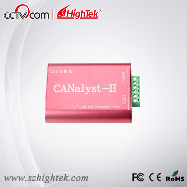 10pcs Dual Channel USB To CAN Analyzer DeviceNET iCAN VRMS CANOpen J19339 CAN Analyzer for linux