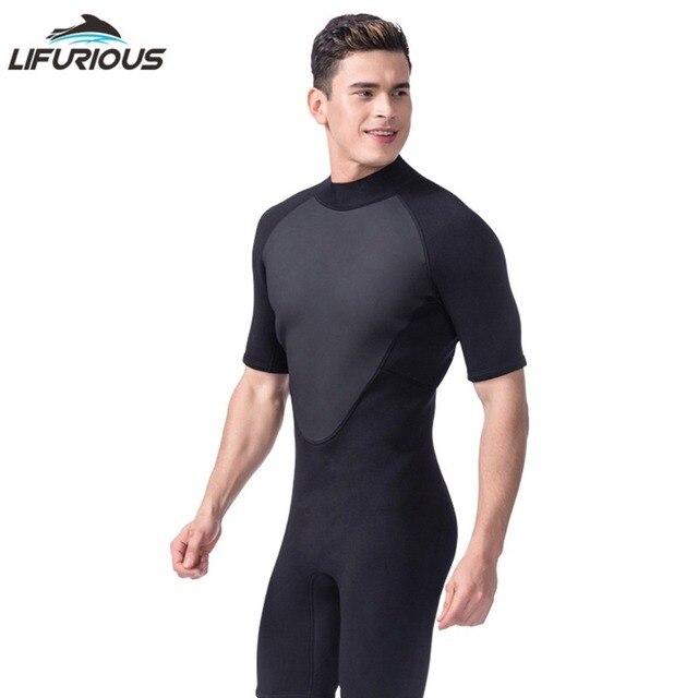 Scuba Dive Waterproof Diving Wetsuit Anti wear Durable ...