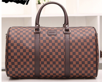 Leopard Tiebarless Oxford Overnight Bag Female Hand Luggage Large Capacity Long Haul Travel Packages Free Shipping In Totes From Bags On