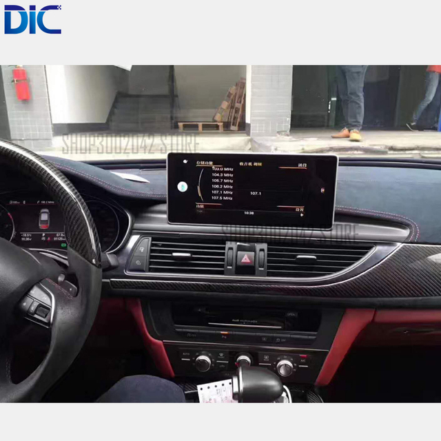 DLC Android Multifunction System Navigation Player For Audi A - Audi a6 quattro
