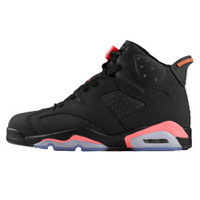 e317ce9a3558c0 Jordan Retro basketball shoes 6 Men Shoe Black Infared Outdoor sport shoes  New Arrival Hot sale
