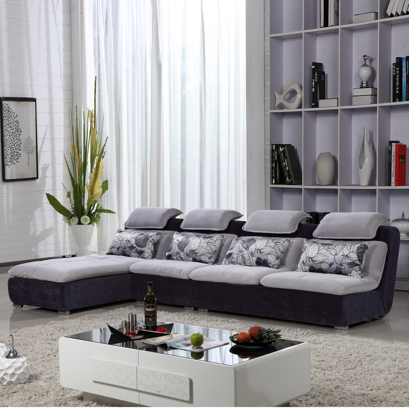 Superb Sofa Set Living Room Furniture Aisenbaobu Corner L Shaped Sofa Living Room  Luxury Modern Minimalist