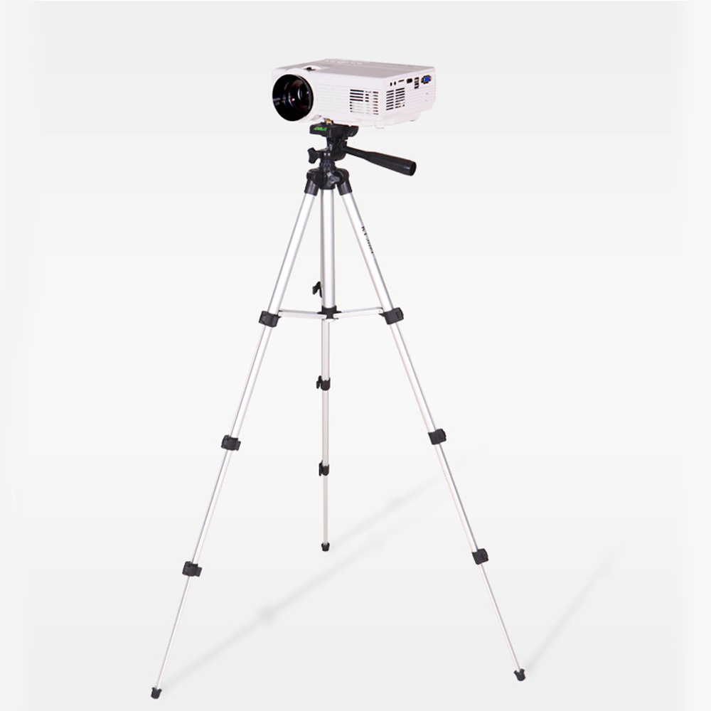 360 Degrees Ball Head Camera Tripod Projective Scaffold Strong Bearing Holder Projector Lightweight Professional Sturdy