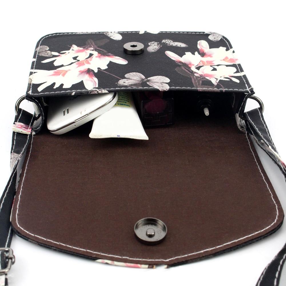 couro bolsa sling bolsa de Altura : 150mm
