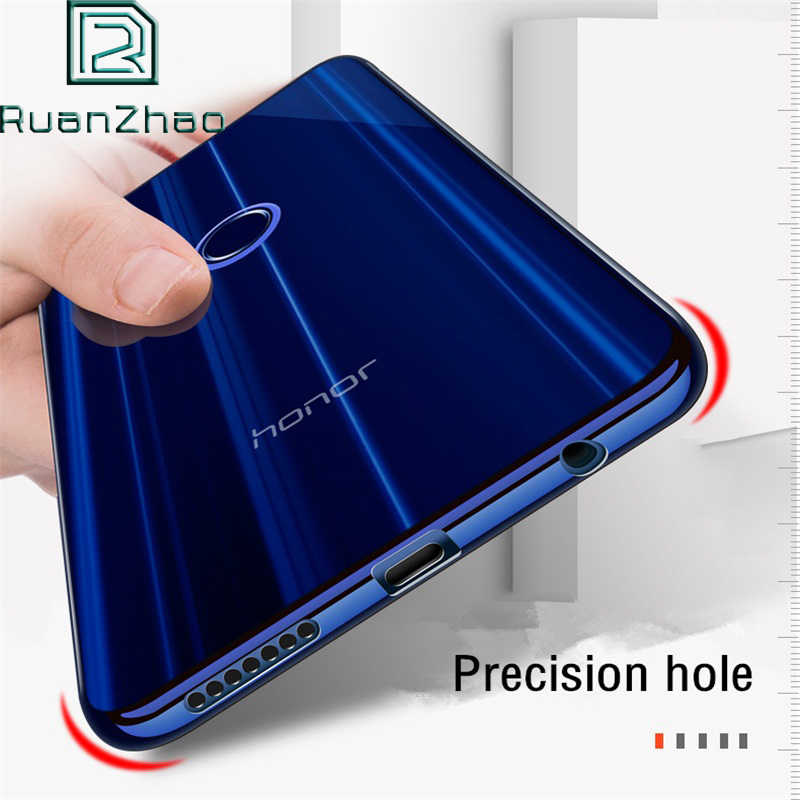 Luxury Case For Huawei Honor 8 Case Honor 9 Lite Plating TPU silicone soft Cover For Huawei Honor 10 lite Phone Case P20 P30 V20