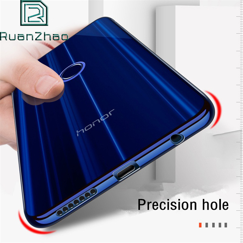 Luxury <font><b>Case</b></font> For Huawei <font><b>Honor</b></font> 8 <font><b>Case</b></font> <font><b>Honor</b></font> <font><b>9</b></font> <font><b>Lite</b></font> Plating TPU <font><b>silicone</b></font> soft Cover For Huawei <font><b>Honor</b></font> 10 <font><b>lite</b></font> Phone <font><b>Case</b></font> P20 P30 V20 image