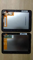 LCD Display Touch Screen Assembly With Frame Replacement For Amazon 2012 Kindle Fire HD 7 HD7