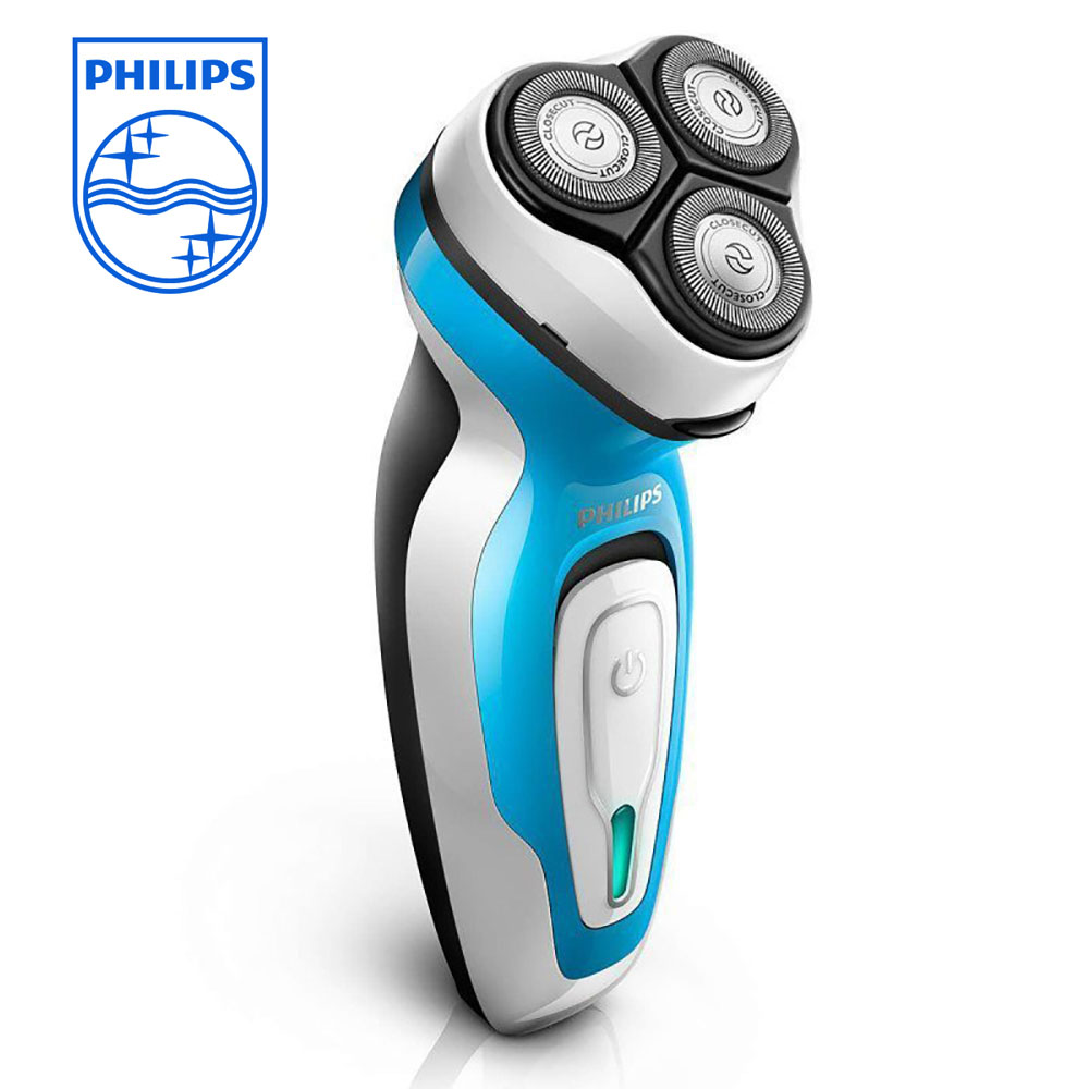 Original Philips YQ6108/16 Men's Face Care Electric Shaver Cchargeable support Charging/power dual-use With Charging Indicator цена и фото