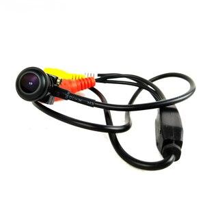 Image 4 - Verysmart 700TVL Analog Camera Mini Gia Đình Giám Sát An Ninh Micro Camera Góc Rộng 140 Độ Quan Điểm