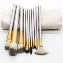12/18/24 PCS/Set Makeup Brushes Comfortable Cosmetic Brush Professional Brushes Set Portable Beauty Makeup Accessories stylish 18 pcs portable fiber makeup brushes set with pu brush bag