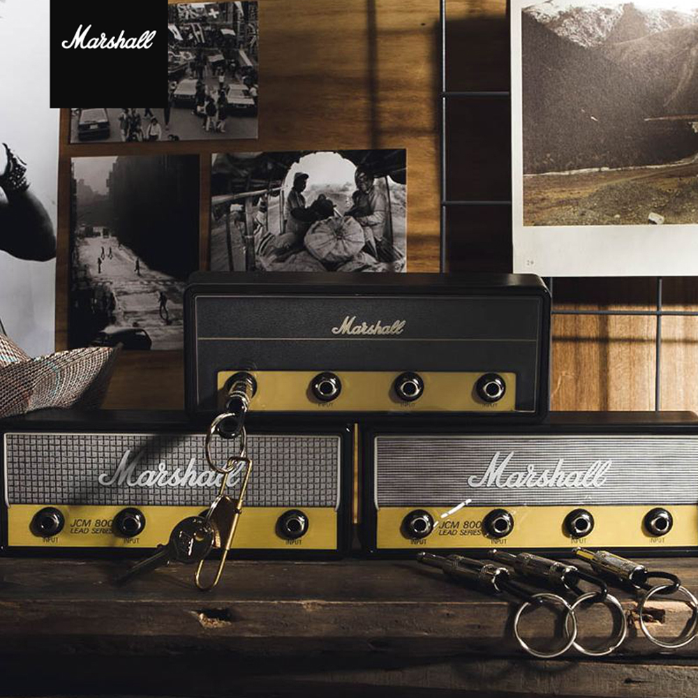 Image 5 - Marshall Key Holder Rock Electric Guitar speaker key hanging Key hook Storage Keychain Vintage  JCM800  1959SLP BULLET GP69-in Guitar Parts & Accessories from Sports & Entertainment