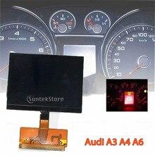 VDO FIS кластер ЖК-дисплей для Audi AllRoad C5 серии 1999-2005 инструмент кластер восстановление пикселей Замена автомобиля